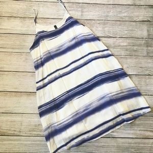 {Final Touch} Striped Watercolor Summer Dress